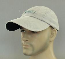 New Geniune Simms Mens Fishing Double Haul Hat Ball Cap Adjustable Snapback Grey