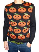 MENS & ladies Halloween 80s jumper vtg indie retro xs s m l xl fancy dress