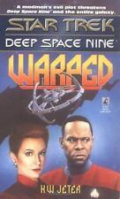 'WARPED (''STAR TREK: DEEP SPACE NINE'')', K. W. Jeter, 0671567810, Book, Accept