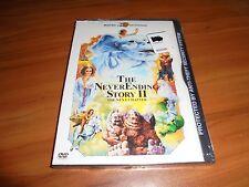 The Neverending Story 2: The Next Chapter (DVD, 2001)  Jonathan Brandis NEW