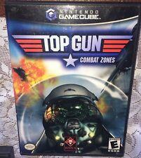 Top Gun: Combat Zones (Nintendo GameCube, 2002) Complete