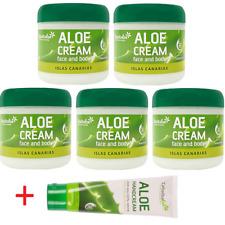 Gesichtscreme und Körper Aloe Vera