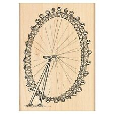 Penny Black Rubber Stamps The London Eye Observation Wheel Stamp
