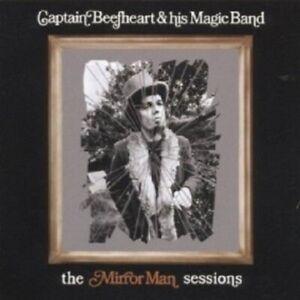 CAPTAIN BEEFHEART & MAGIC BAND - THE MIRROR MAN SESSIONS  CD 9 TRACKS POP NEUF