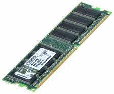 Mémoires RAM DDR1 SDRAM pour ordinateur, 512 Mo par module