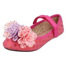 Sandales babies rose pour fille de 2 à 16 ans