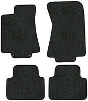 2004-2009 Jaguar XJ8 Floor Mats - 4pc - Cutpile