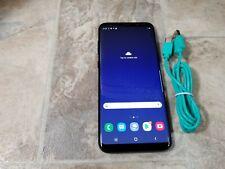 Samsung Galaxy S8 plus 64GB  Black Unlocked (Straight Talk compatible)