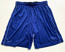 Nike x Kansas City Royals Dri Fit Team Issue Training Shorts XL