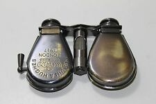 Brass Opera Glasses Kelvin & Hughes London 1917 Pocket Folding Binocular