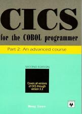 Cics for the Cobol Programmer: An Introductory Course (Pt. 1)