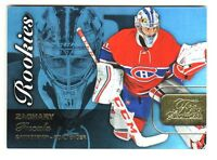 2015-16 Fleer Showcase FLAIR ROW 0 SEAT 62 ZACHARY FUCALE RC Montreal Canadiens