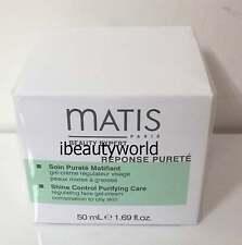 Matis Reponse Purete Shine Control Purifying Care 50ml New in Box #usau