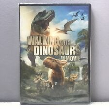 Walking With Dinosaurs The Movie  DVD, 2014 NEW Factory Sealed Justin Long