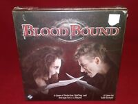 BLOOD BOUND Party Card Game Fantasy Flight Games NEW Factory Sealed Vampires