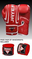 BOXING GLOVES MUAY TITLE SPARRING GLOVE KICK BOXING MMA TRAINING BAG GLOVES FREE