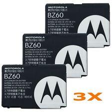 OEM MOTOROLA BZ60 BATTERY FOR RAZR V3,V3A,V3C,V3I,V3M,V3T,V3XX,V6 MAXX PEBEL 3X