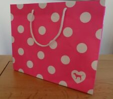 BN⭐️PINK ⭐️ Victoria Secret ⭐️Paper Gift Bag ⭐️(Clothing Under Wear Cosmetic's)
