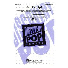 New listing Hal Leonard Surf's Up! (Medley) 2-Part Arranged by Roger Emerson