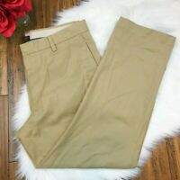 "Banana Republic Men's ""Emerson Fit"" Chino Khaki Dress Work Pants Size W35 L30"