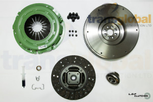 Solid Mass Flywheel POWERSpec Clutch Kit for Land Rover Discovery 2 TD5 LOF