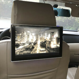 2021 NEW Android Car TV Screen Headrest Monitor For Ford Rear Seat Entertainment