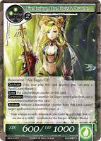 R -------- MINT 4x 4 xForce of Will Lunya the Liar Girl x4 MOA-025