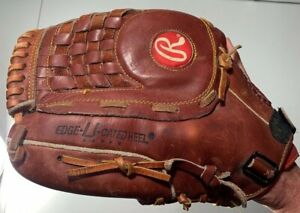 Rawlings RSGXLPRO Softball Baseball Glove  14 Inch LH Throw Leather PalmPad