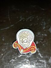 Mars Attacks Enamel Pin Tim Burton Horror Sci Fi Movie Brand New in Bag