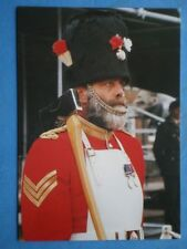 POSTCARD 1ST BATTL ROYAL REGT OF FUSILIERS - PIONEER SERGEANT ST GEORGES PARADE