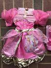 Halloween Barbie Corinne Three Musketeers Costume Dress Shoes New Girl Pink