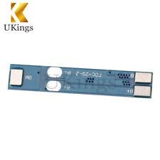 2PCS 3A 2S Li-ion Lithium Battery 18650 Charger Protection Board PCB 7.4V 8.4V