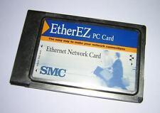 Smc Pcmcia EtherEz Ethernet Network Pc Card 8020Bt/T