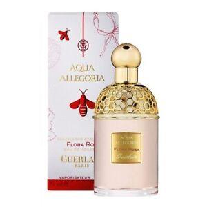 Guerlain Aqua Allegoria FLORA ROSA Eau De Toilette Spray 2.5 oz NEW Selaed