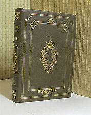 Plays Of Henrik Ibsen, Leather, Illustrated Drama, Book