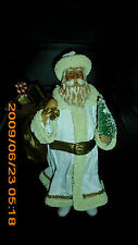 HARD to FIND LTD 1987 Clothtique Possible Dreams Santa Holiday