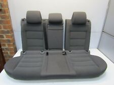VW GOLF MK5 2004-08 SET OF REAR SEATS (5 DOOR)                            #2217V