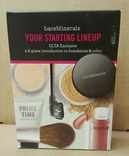 BARE MINERALS Your Starting Lineup MEDIUM TAN  6 Piece Set NIB! NEW!