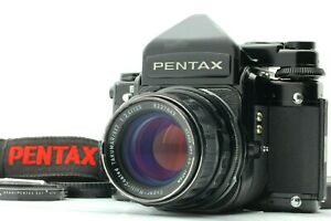 【 Excellent+5 】Pentax 67 TTL Mirror UP Late Model w/105mm f/ 2.4 Lens from JAPAN