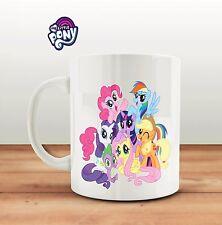 MY LITTLE PONY PERSONALISED MUG cup tea ADD ANY NAME cartoon kids girls