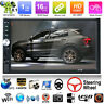 7 inch 2 DIN In Dash Car Stereo MP5 Player Screen Bluetooth Radio Head Unit