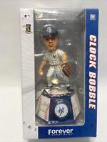 "2007 Chien Ming Wang New York Yankees NYY 8"" Bobble Head Clock Ltd Edition MLB"