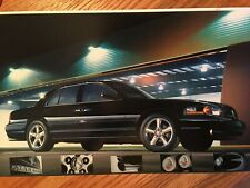 2003 MERCURY MARAUDER BLACK & FAST THIS IS THE ULTIMATE 12X18 IN PHOTO POSTER