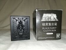 SAINT SEIYA MYTH CLOTH PANDORA BOX BLACK SAINT CLOTH BOX PEGASUS