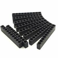 Bit Holder Holes Hex Shank Screwdriver Plastic Screwdriver Storage 10Pcs 6/10/12