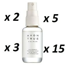 AVON TRUE COLOUR Nail Experts Liquid freeze Quick Dry Nail Spray In 30 Seconds