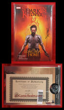 DF Dark Tower: The Long Road Home Prem HC Signed by Jae Lee 63/75 Cert S King