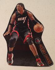 "Chris Bosh #7 Fathead Miami Heat 8"" Inch w/ Nameplate Sign Vinyl Wall Graphics"