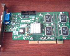 AGP card Diamond Multimedia 23130029-403 Fire 1K Pro ATX8 T3 0008136C VGA