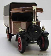 MATCHBOX Yesteryear 1922 Foden C Type Steam Wagon Tate & Lyle's No. Y-27